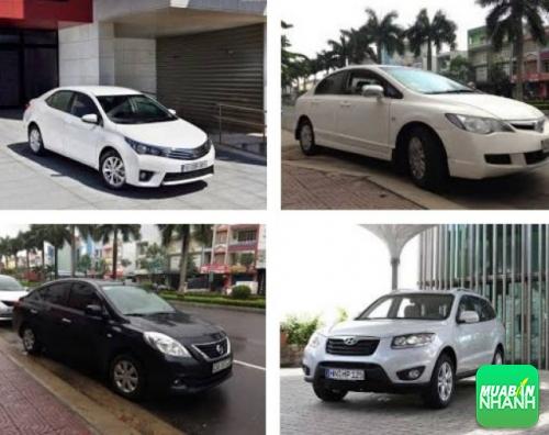 Cho thuê xe hơi TPHCM