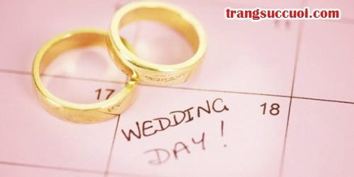 11 công việc cần chuẩn bị cho đám cưới hoàn hảo