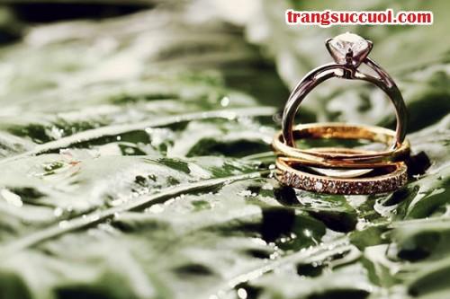 Cách chọn nhẫn cưới hoàn hảo khiến bạn ưng ý nhất